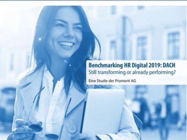 Benchmarking HR digital