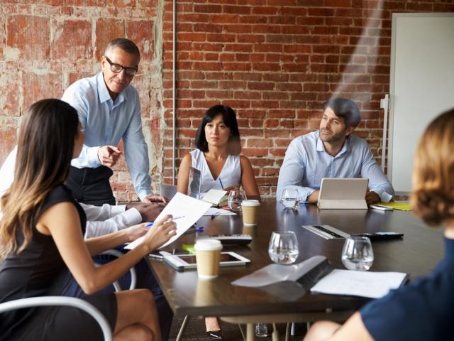 Meeting-Kultur