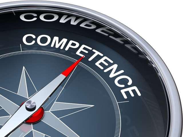 Kompetenz zeigen