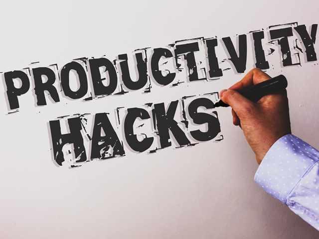 Nutzen Sie Workhacks! Trittsteine auf dem Weg in die Zukunft